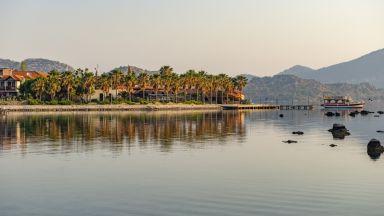 Тайни плажове в Турция: Село Селимие край Мармарис
