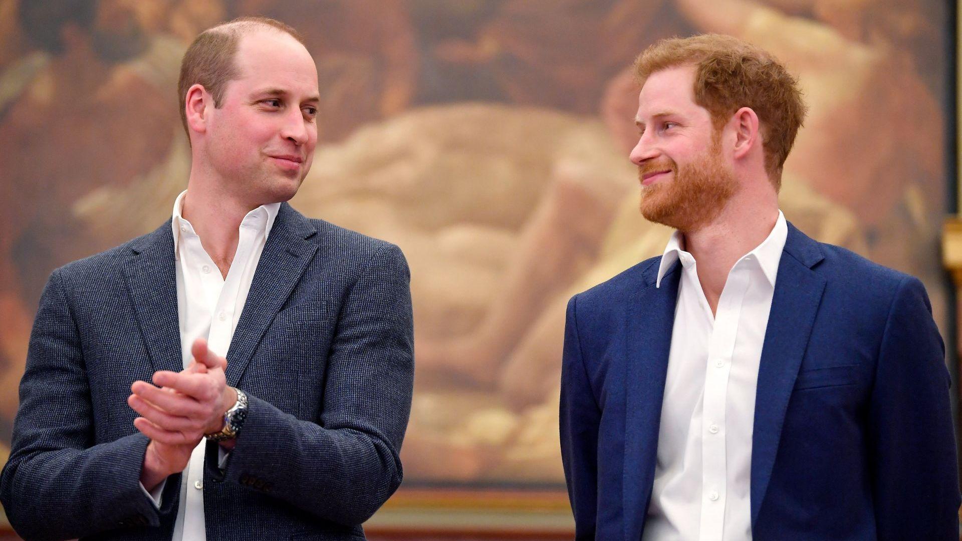 Победата на Англия над Германия на Евро 2020 разтопи ледовете между Хари и Уилям