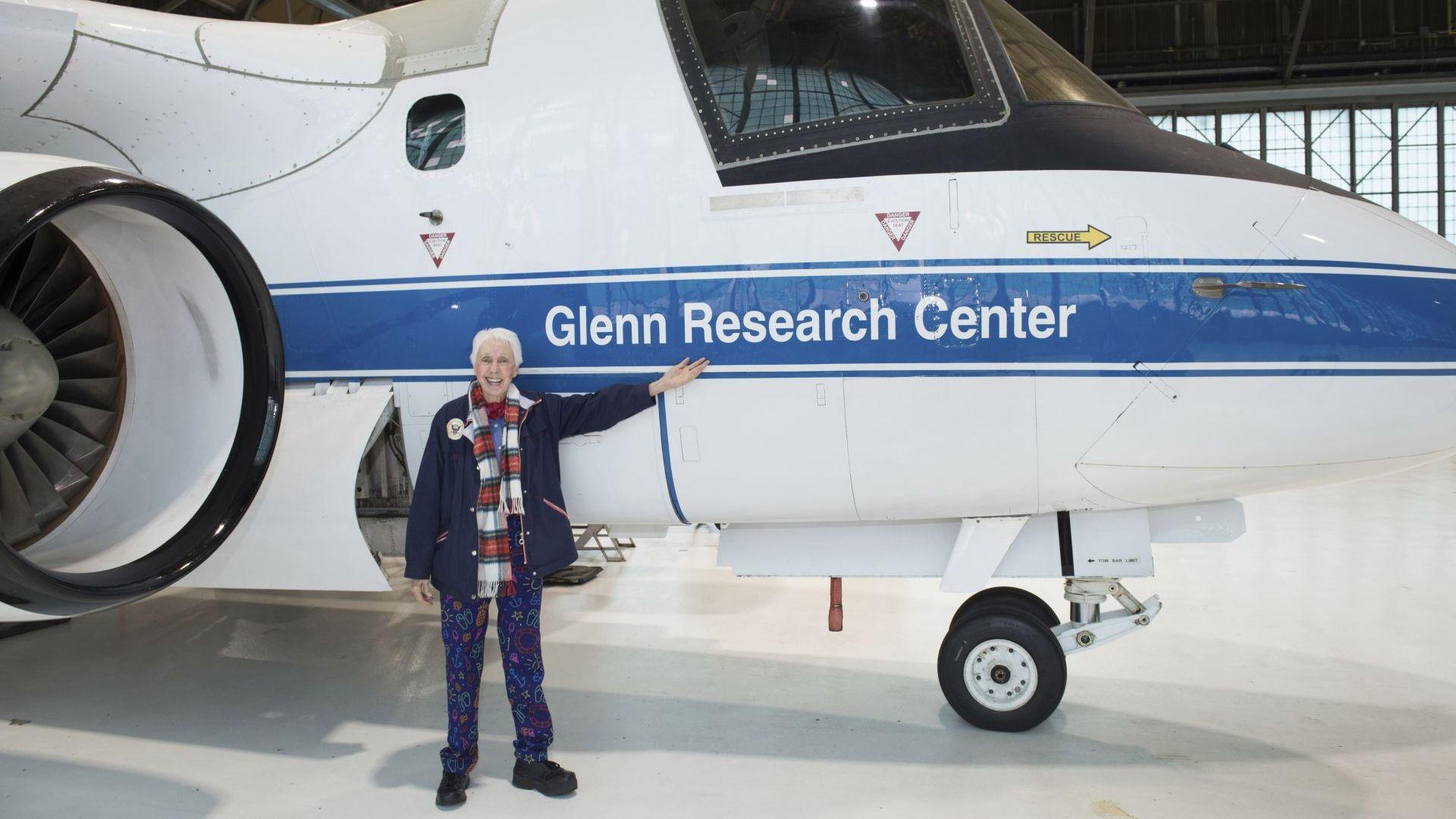 82-годишна ще стане най-възрастният човек, летял в космоса