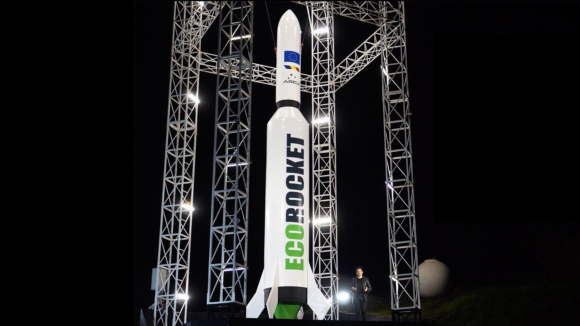 Румъния изстрелва своя ракета в Космоса
