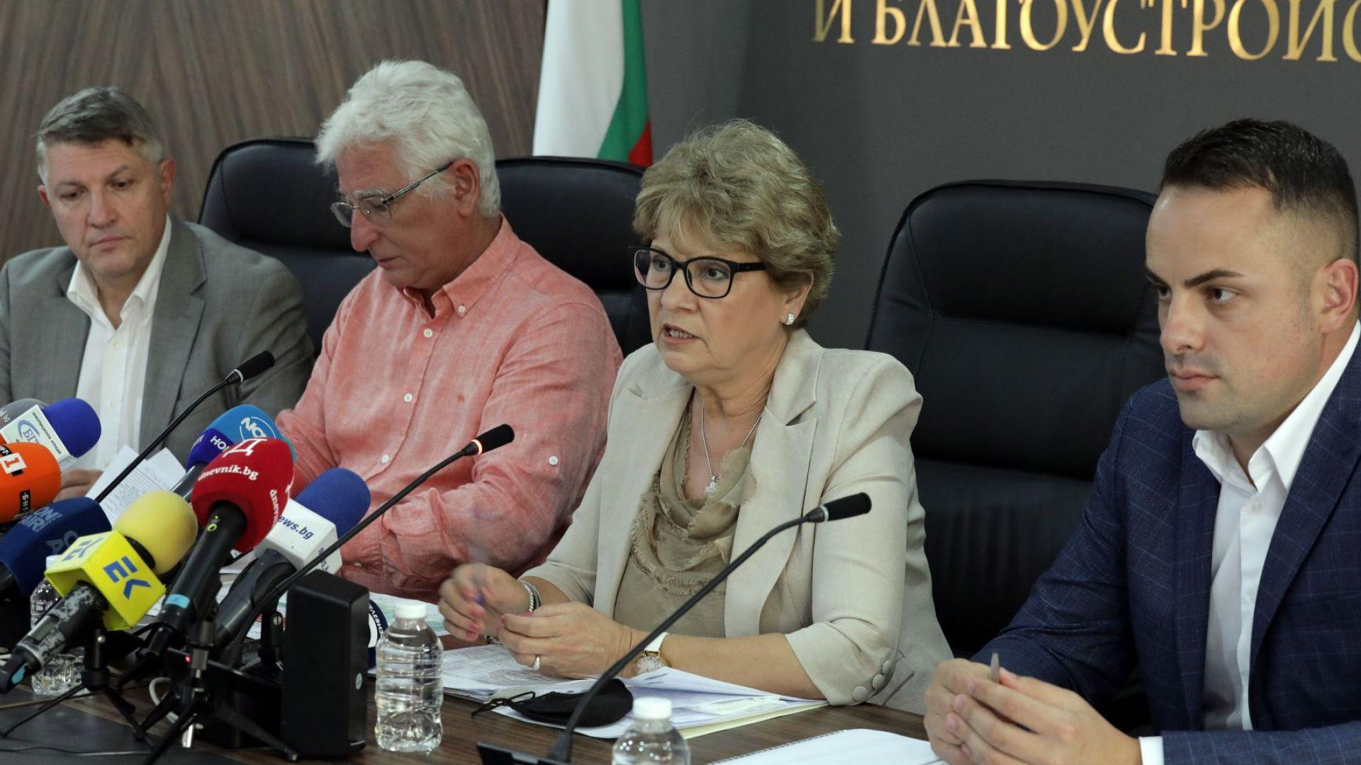 """Комитова: Никой няма интерес да спира строежа на магистрала """"Хемус"""""""