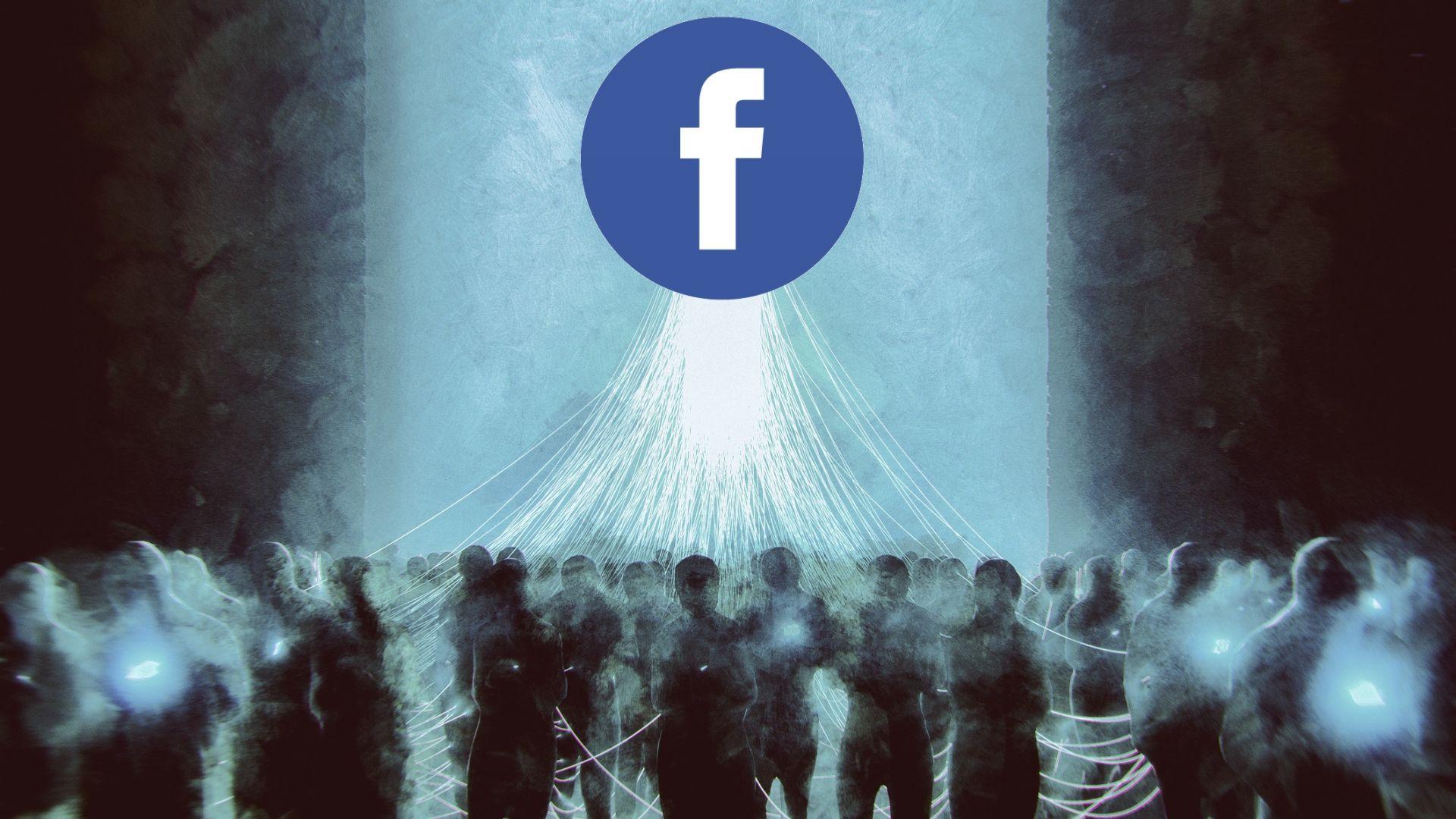 """Facebook подготвя """"живот във виртуална реалност"""""""