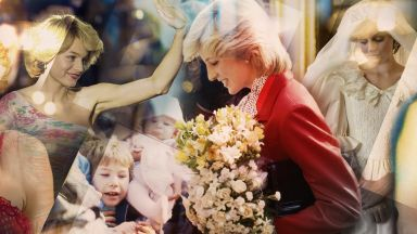 Възхитителната Ема Корин, която ни накара отново да се влюбим в Даяна