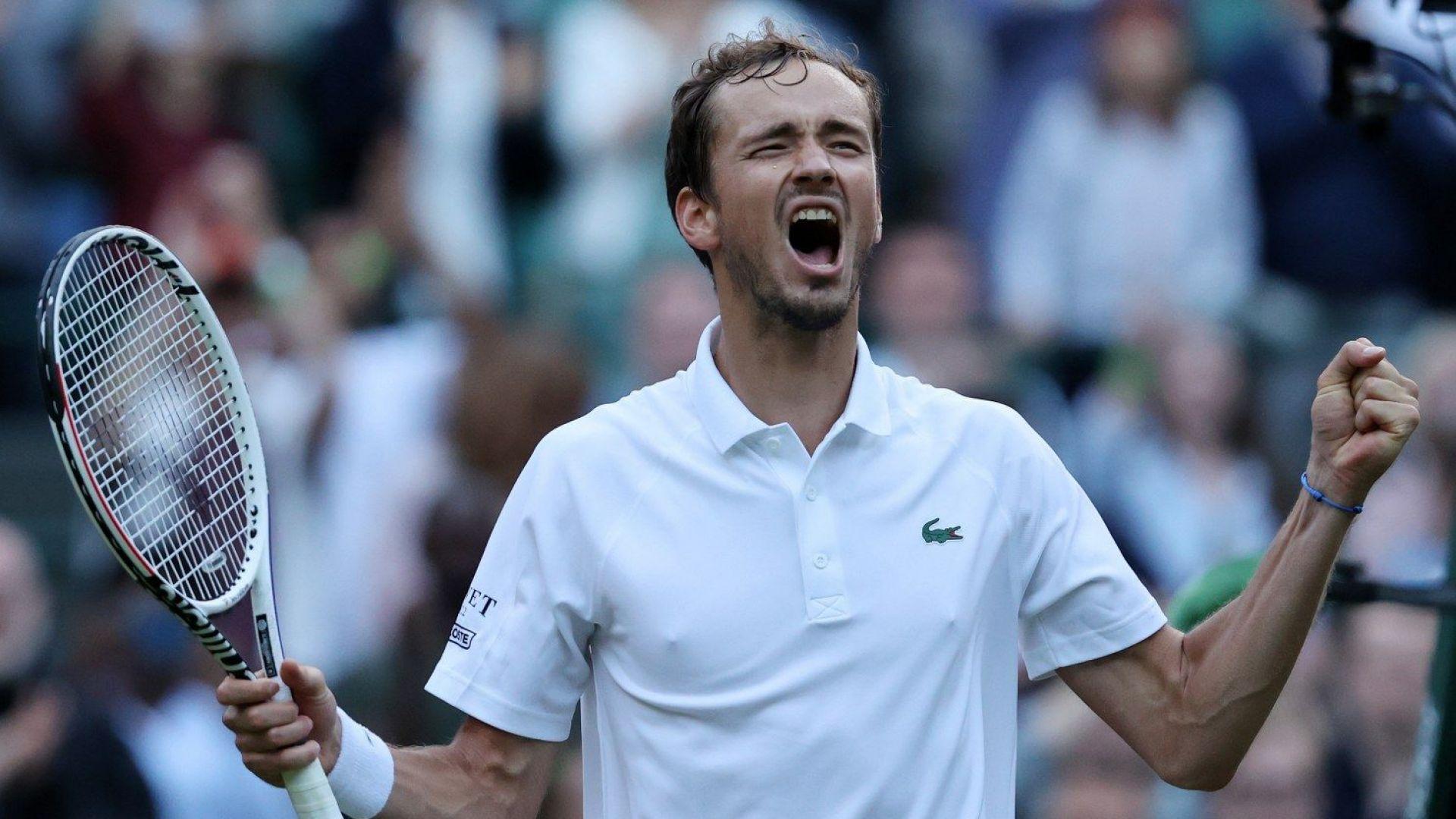 Медведев: Направих най-трудното в тениса, това може да е моята година