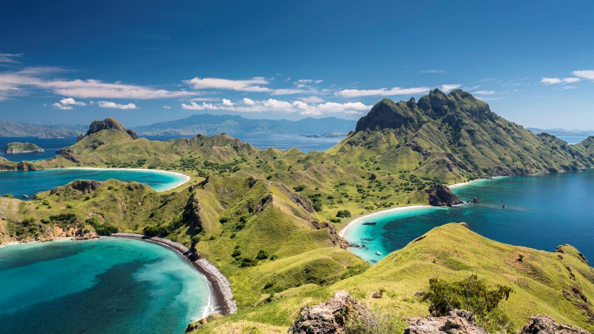 Липсва ли ви екзотиката на Индонезия? Вижте това видео!