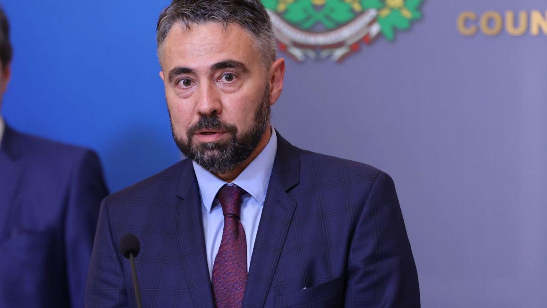 """Енергийният министър поиска смяна на ръководството на """"Булгартрансгаз"""""""