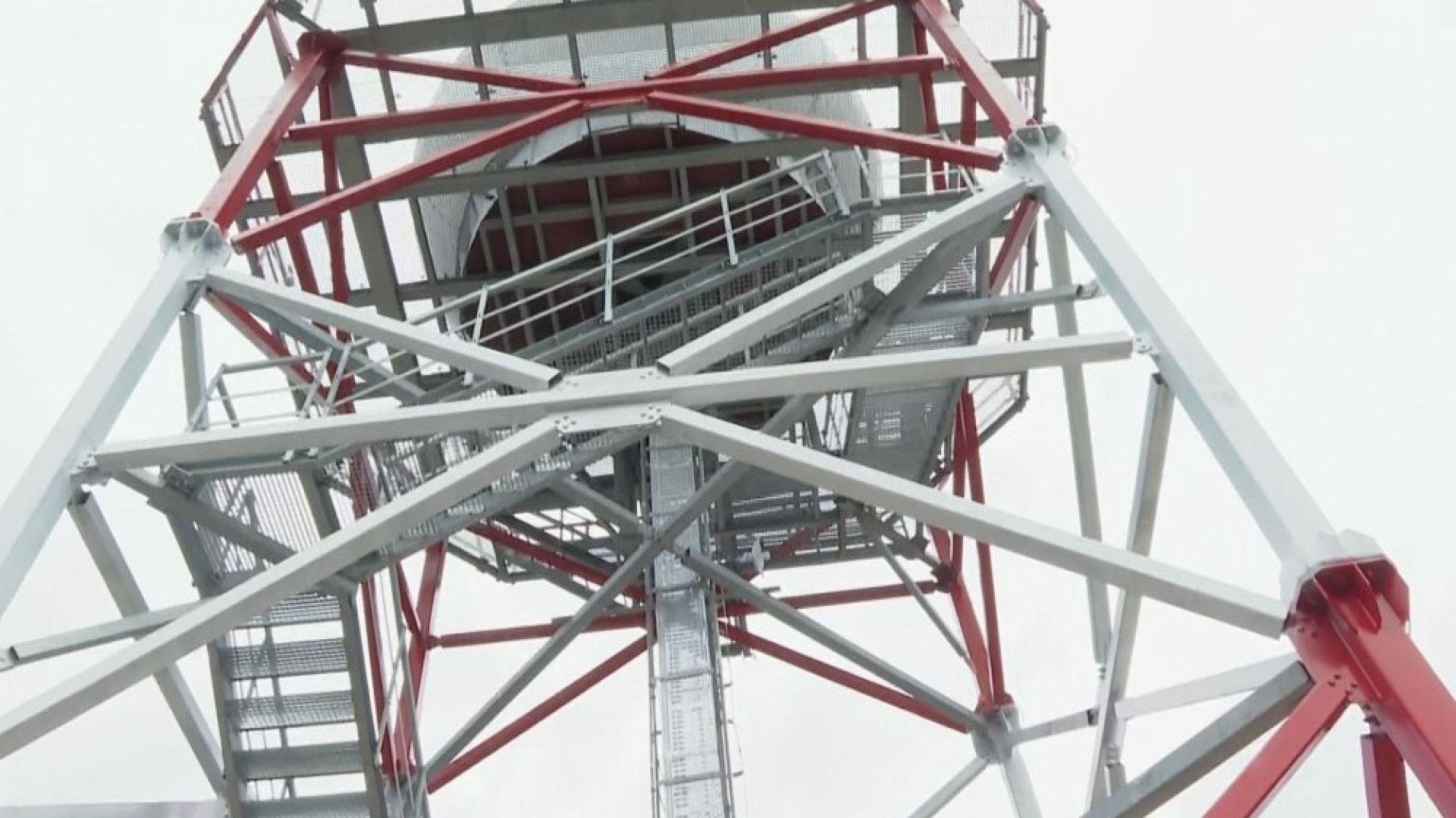 Нов радар предупреждава за градушки в радиус на 300 км край Шумен