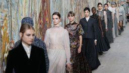 Dior откри Седмицата на висшата мода в Париж