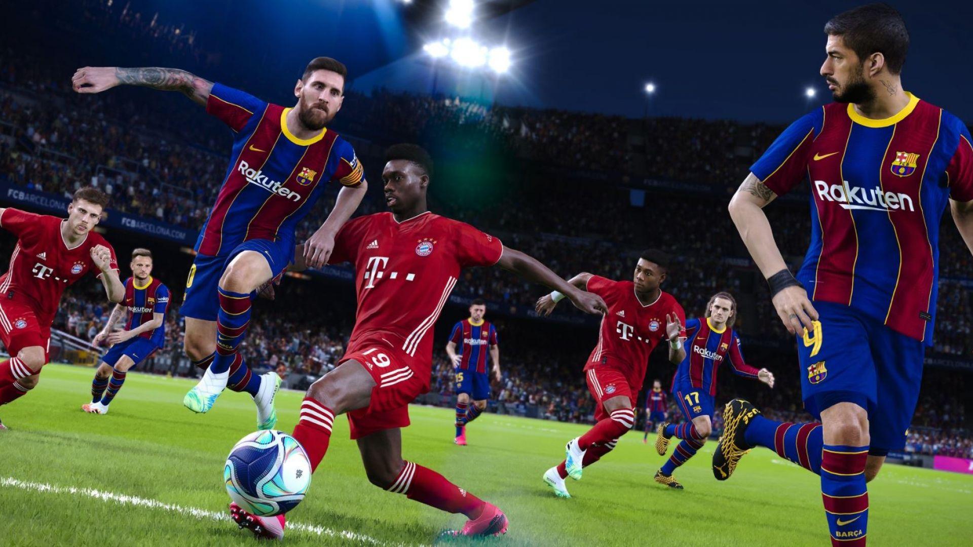 Най-големият конкурент на FIFA става безплатна игра
