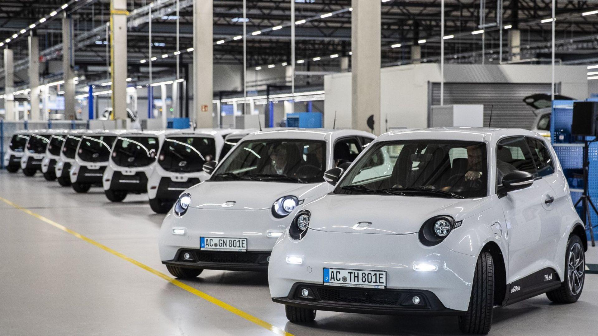 Петков: До 2 години в България ще се произвеждат електромобили