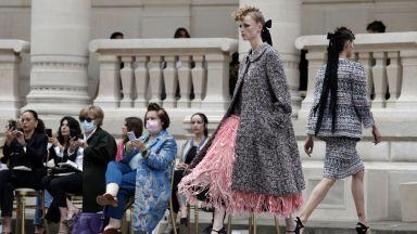 Рокли като картини: Импресионизмът вдъхнови Chanel за новата им колекция