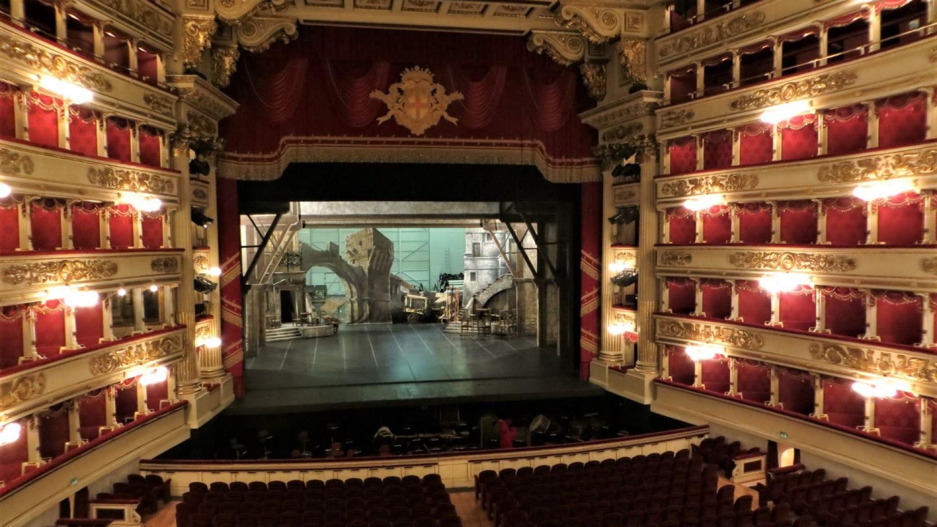 Ла Скала, Милано: Как да отидете на музей в операта