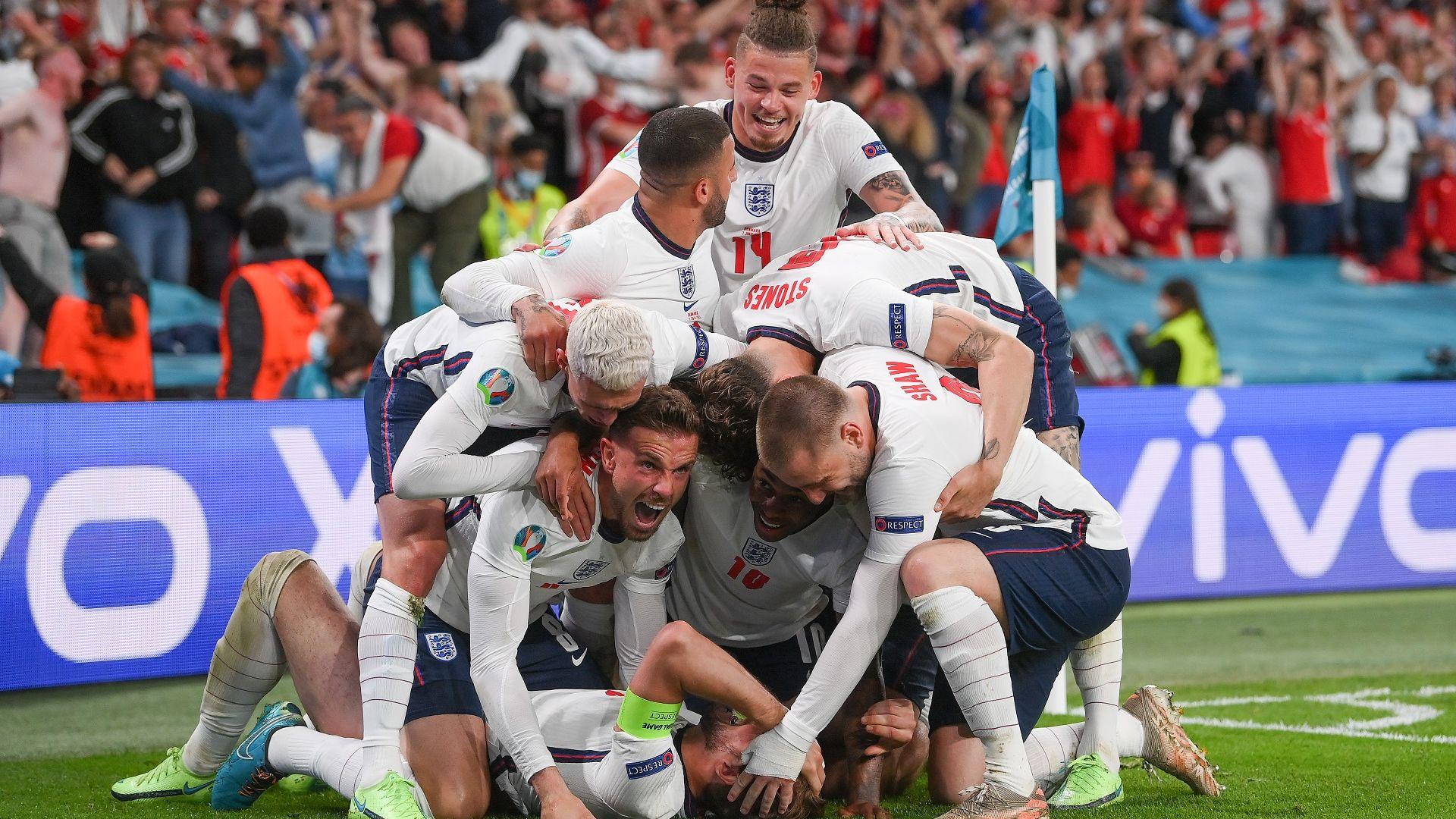 Мечтата е жива! Англия е на своя  първи европейски финал
