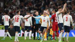 Халф на Англия е под въпрос за утрешния финал