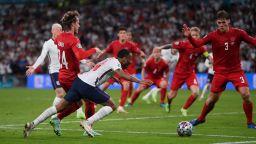 Италианският шеф на съдиите на Евро 2020: Имаше дузпа за Англия срещу Дания
