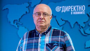 """Васил Тончев от """"Сова Харис"""": БСП и ДПС може да подкрепят правителство на протестните партии"""