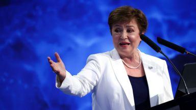 """""""The Economist"""" призова Кристалина Георгиева да подаде оставка"""