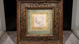 Рисунка на мечка от Леонардо да Винчи беше продадена на търг за 8,8 милиона британски лири