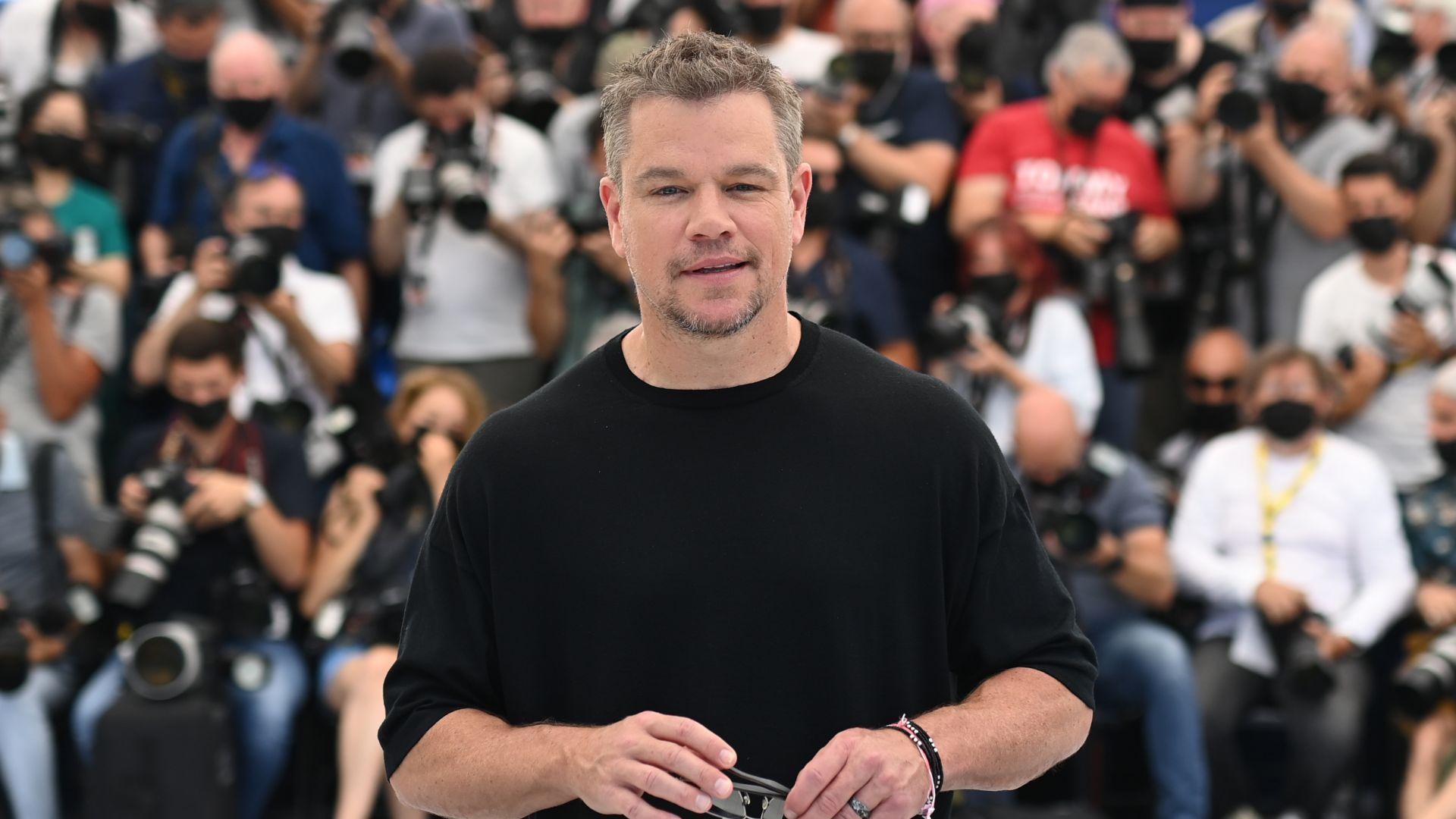 Мат Деймън отхвърлил най-високия хонорар в киното - 280 милиона долара
