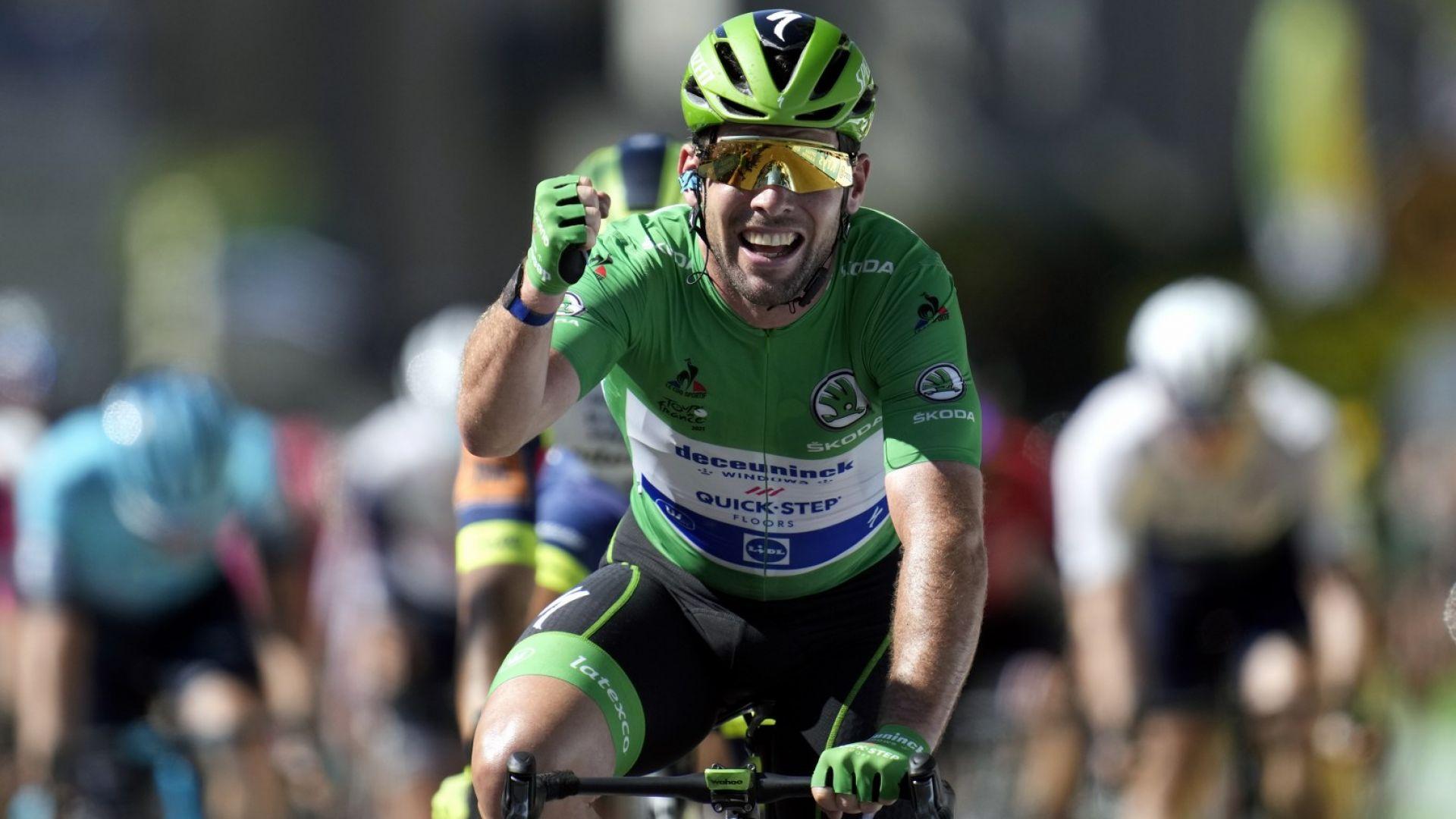 """Британец пренаписа историята на """"Тур дьо Франс"""""""