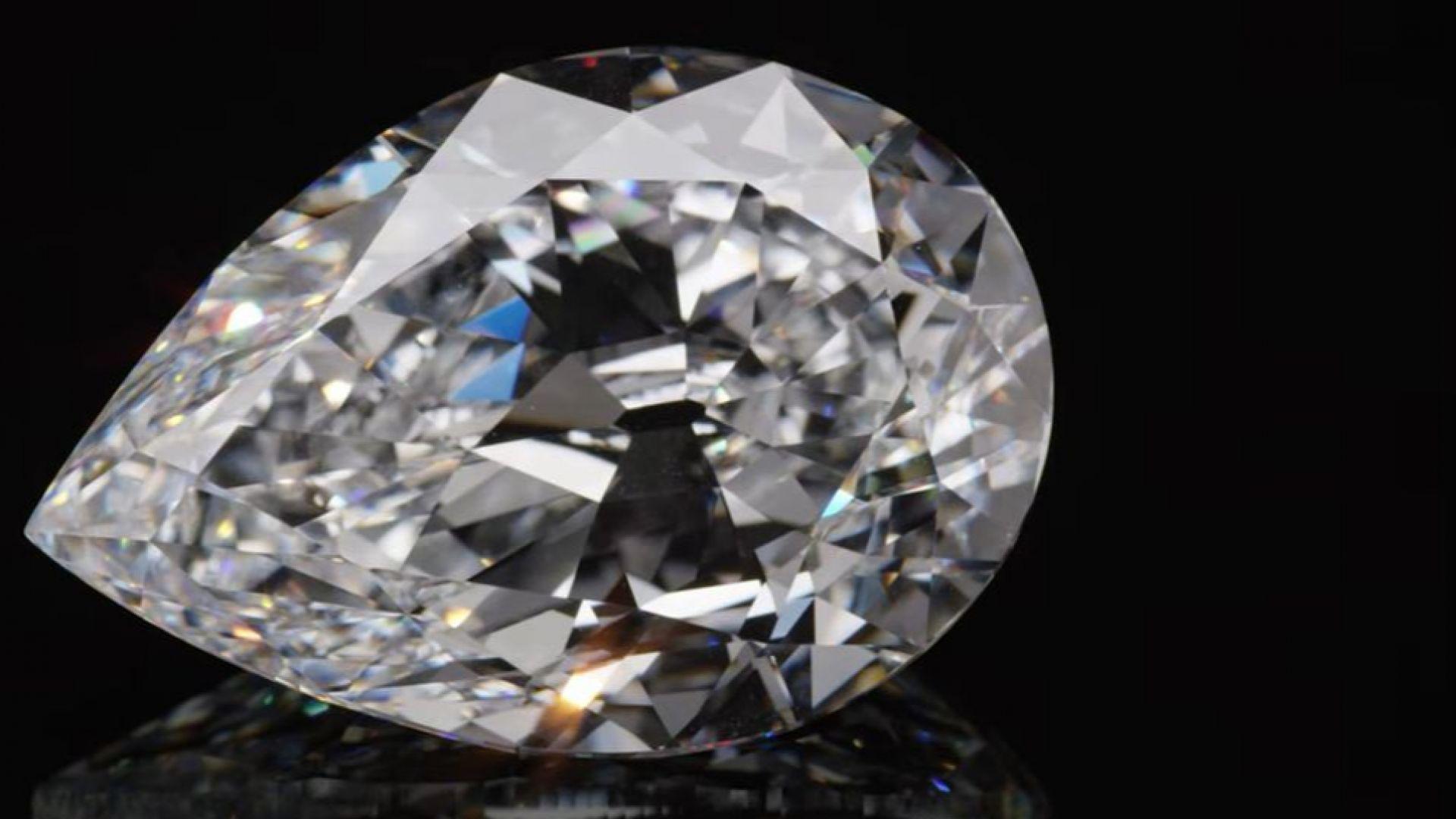 Учени създадоха стъкло, което е два пъти по-твърдо от диамантите