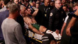 Конър претърпя операция и вече заговори за завръщане