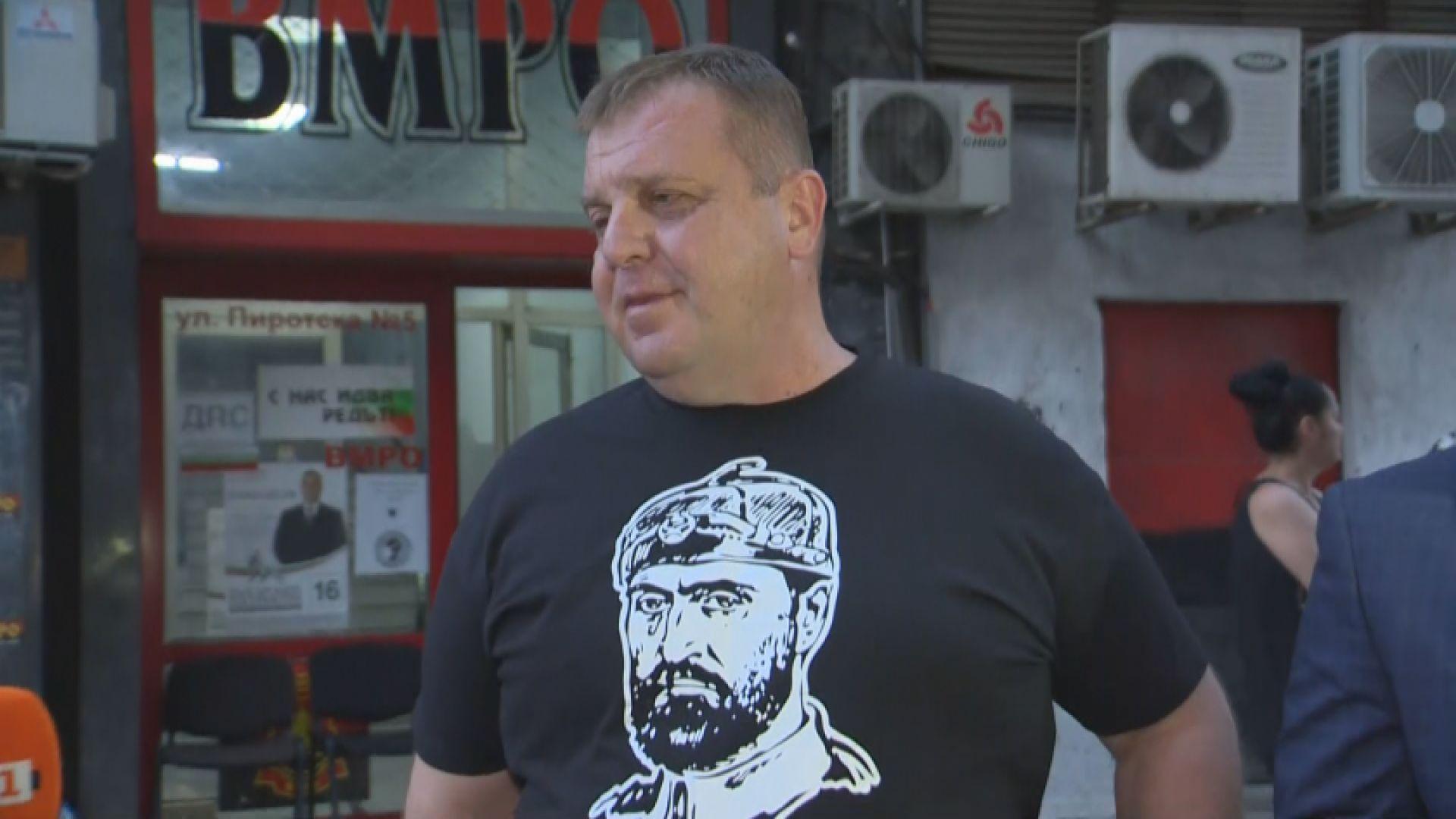 ВМРО пак ще се яви самостоятелно на парламентарните избори
