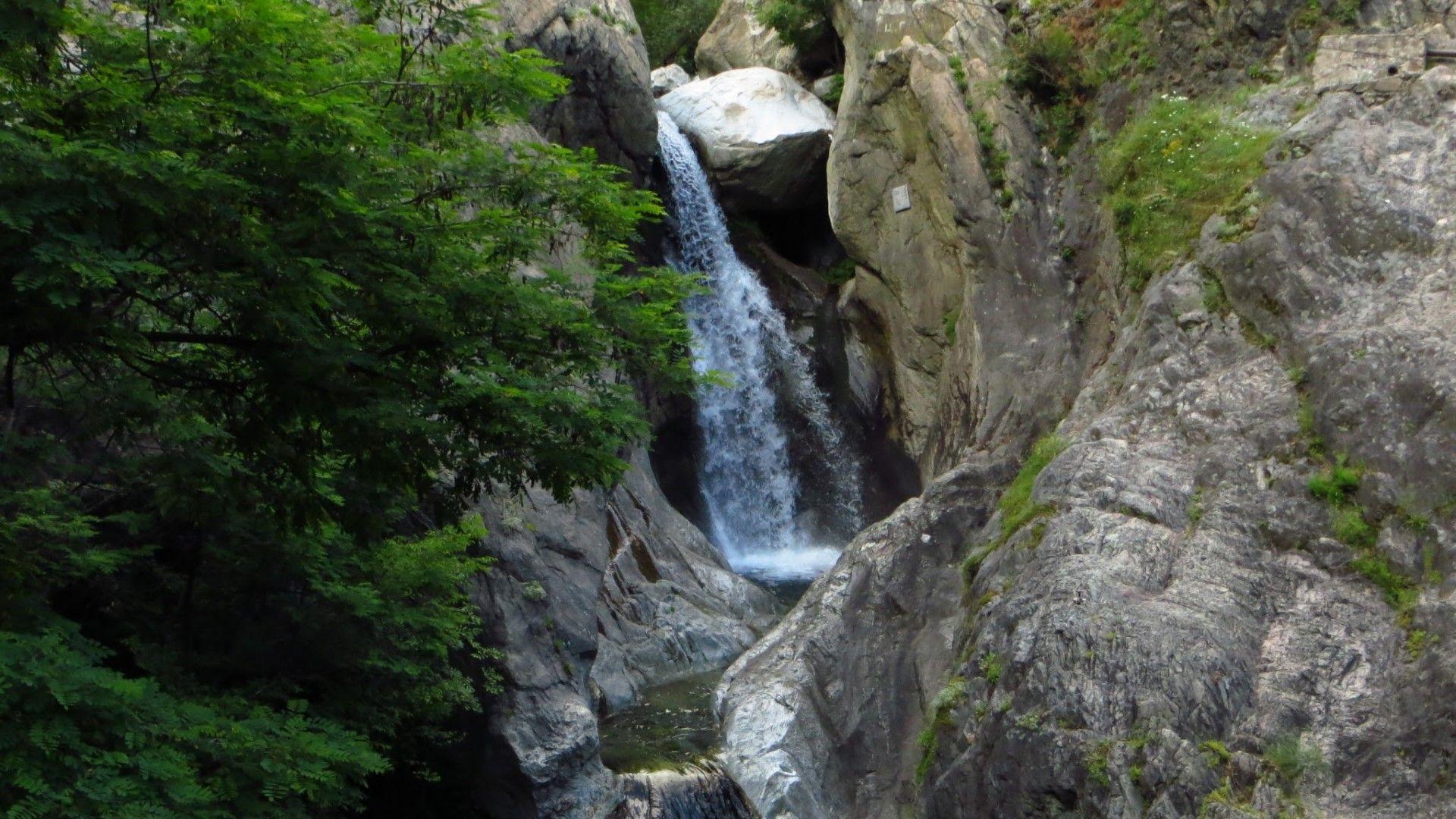 Водопад Сучурум в Карлово