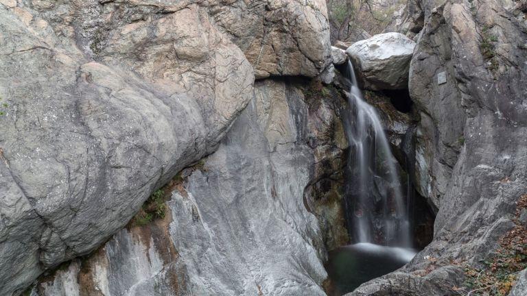 Сучурум: вижте градския водопад на Карлово