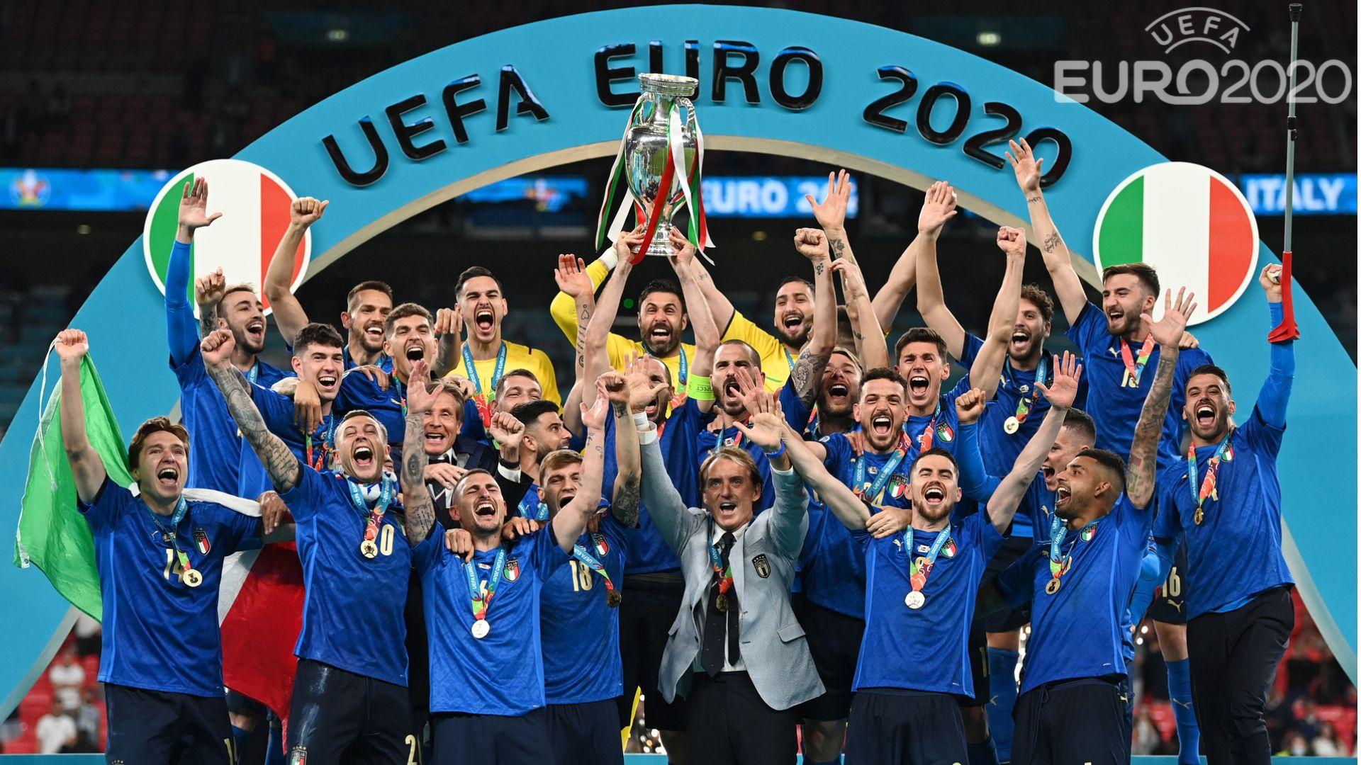 """Италия е футболният крал на Европа, дузпите потопиха """"Уембли"""" в сълзи"""