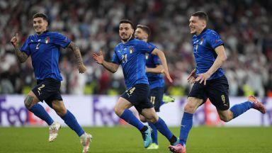 Нападател на Италия пропуска мача с България, Професора е под въпрос