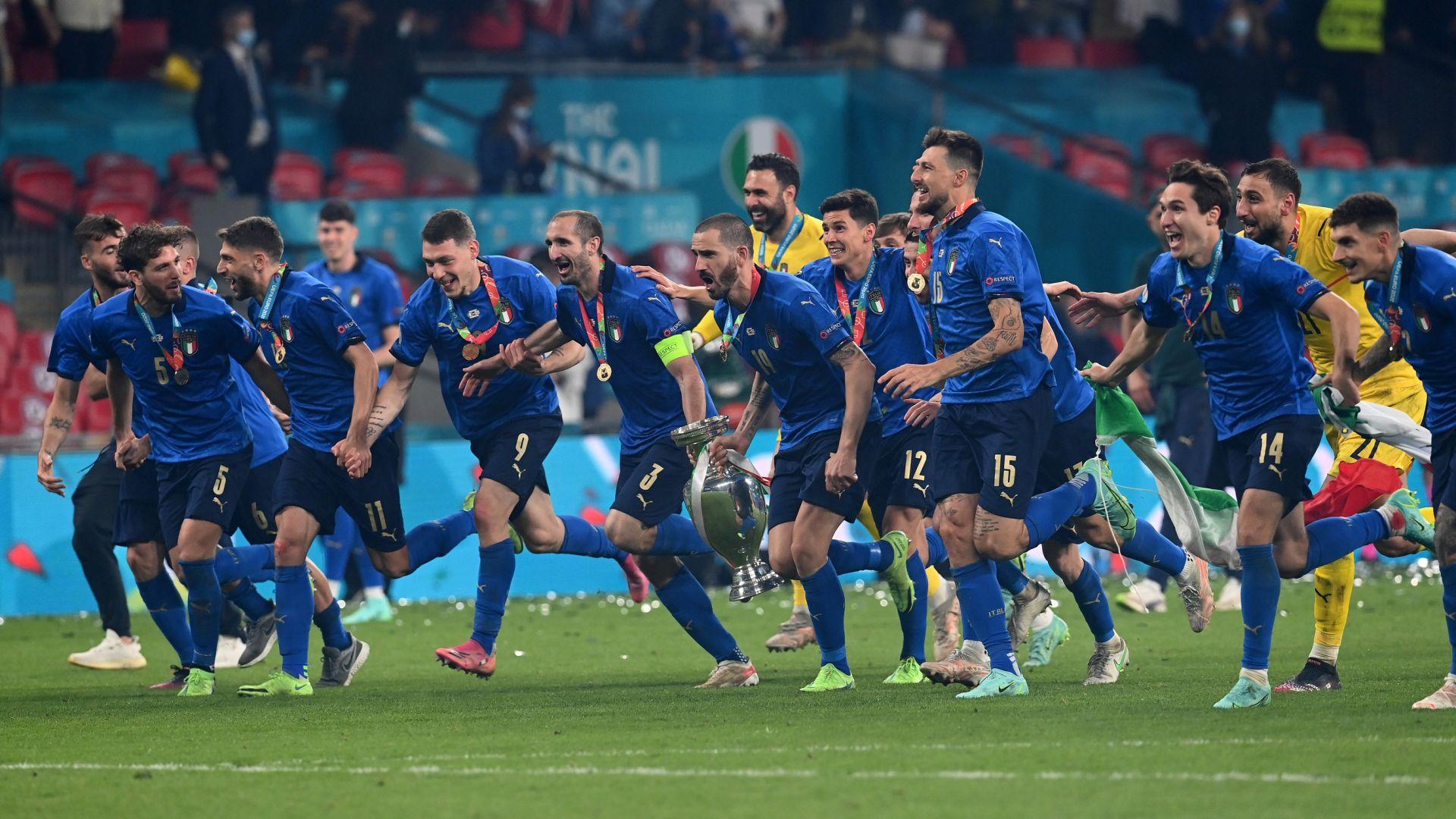Всяка приказка си има своя край, но тази на Италия ще остане в историята