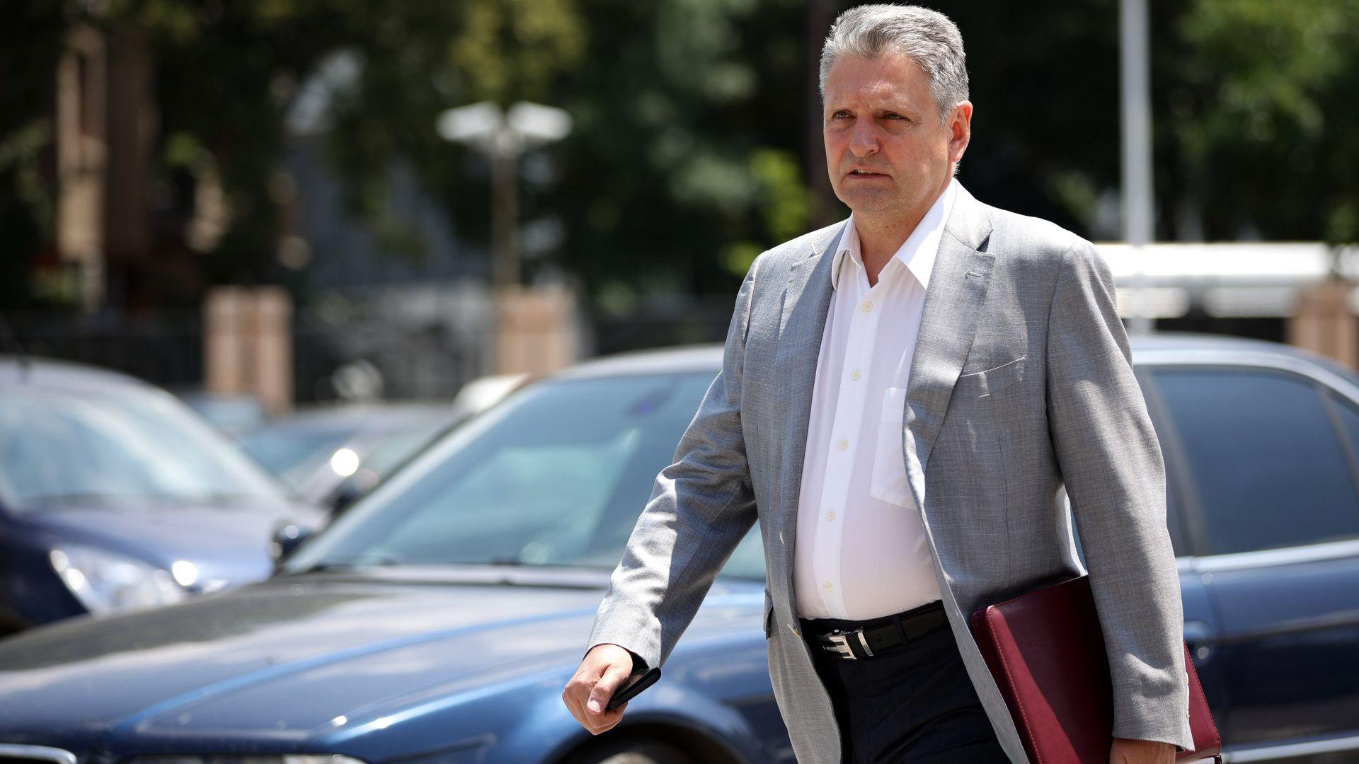 Обвиненият в шпионаж Николай Малинов застава пред съда на Димитровден