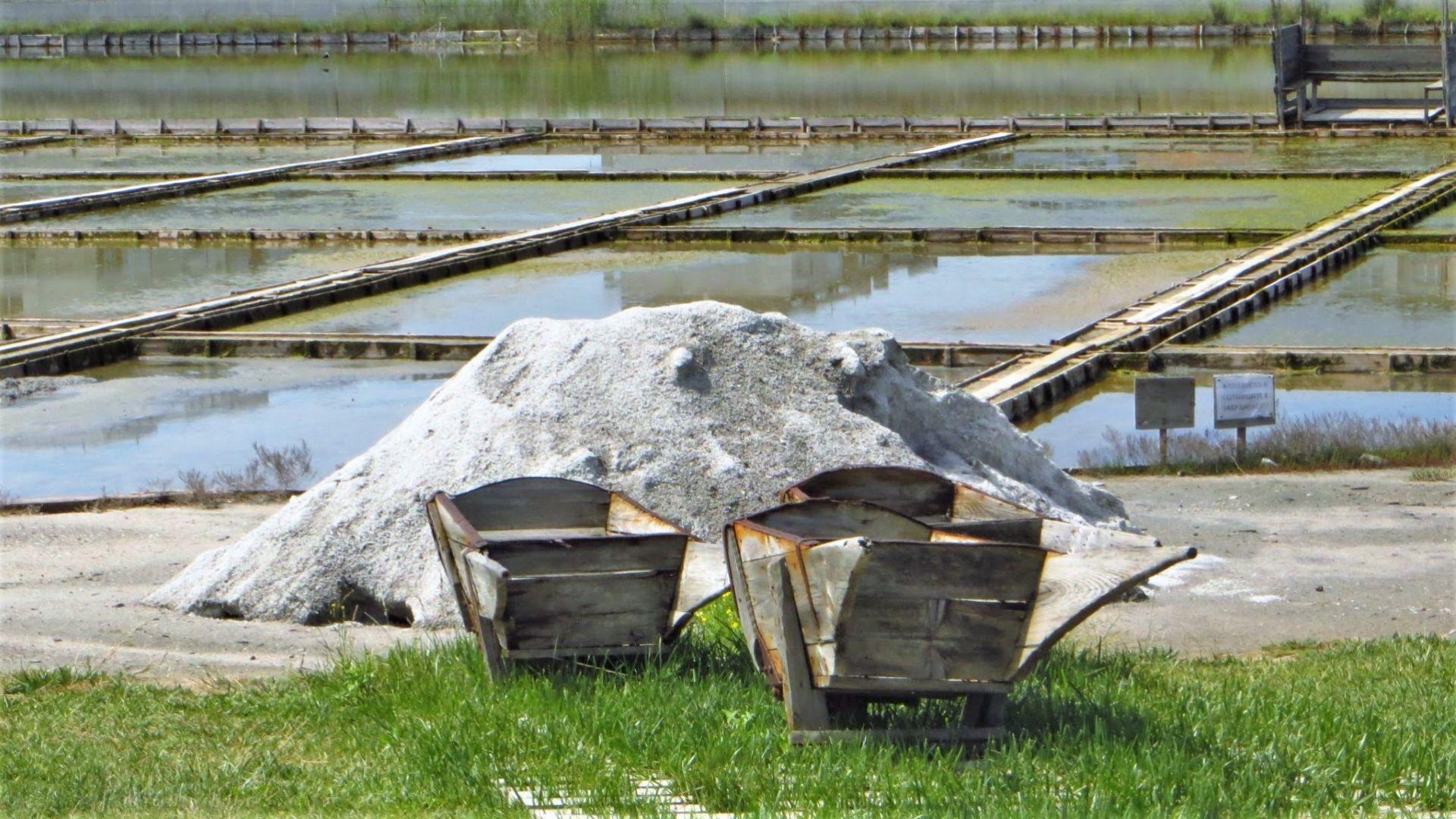 Поморие: Вижте единствения музей на солта в Източна Европа