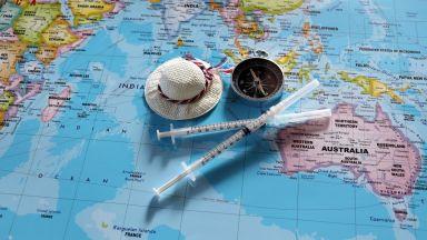 За да привлече туристи от цял свят, България завива към масова ваксинация