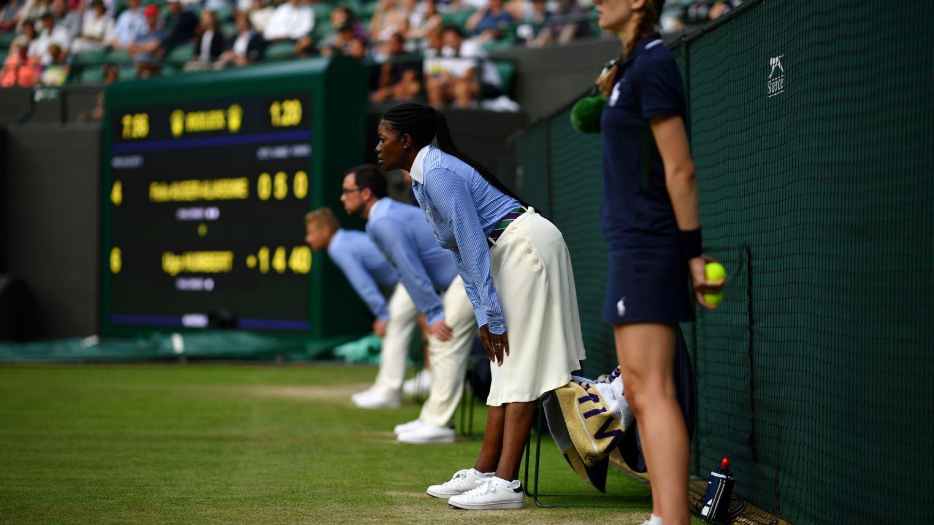 Имат ли изобщо бъдеще съдиите на линиите в тениса?
