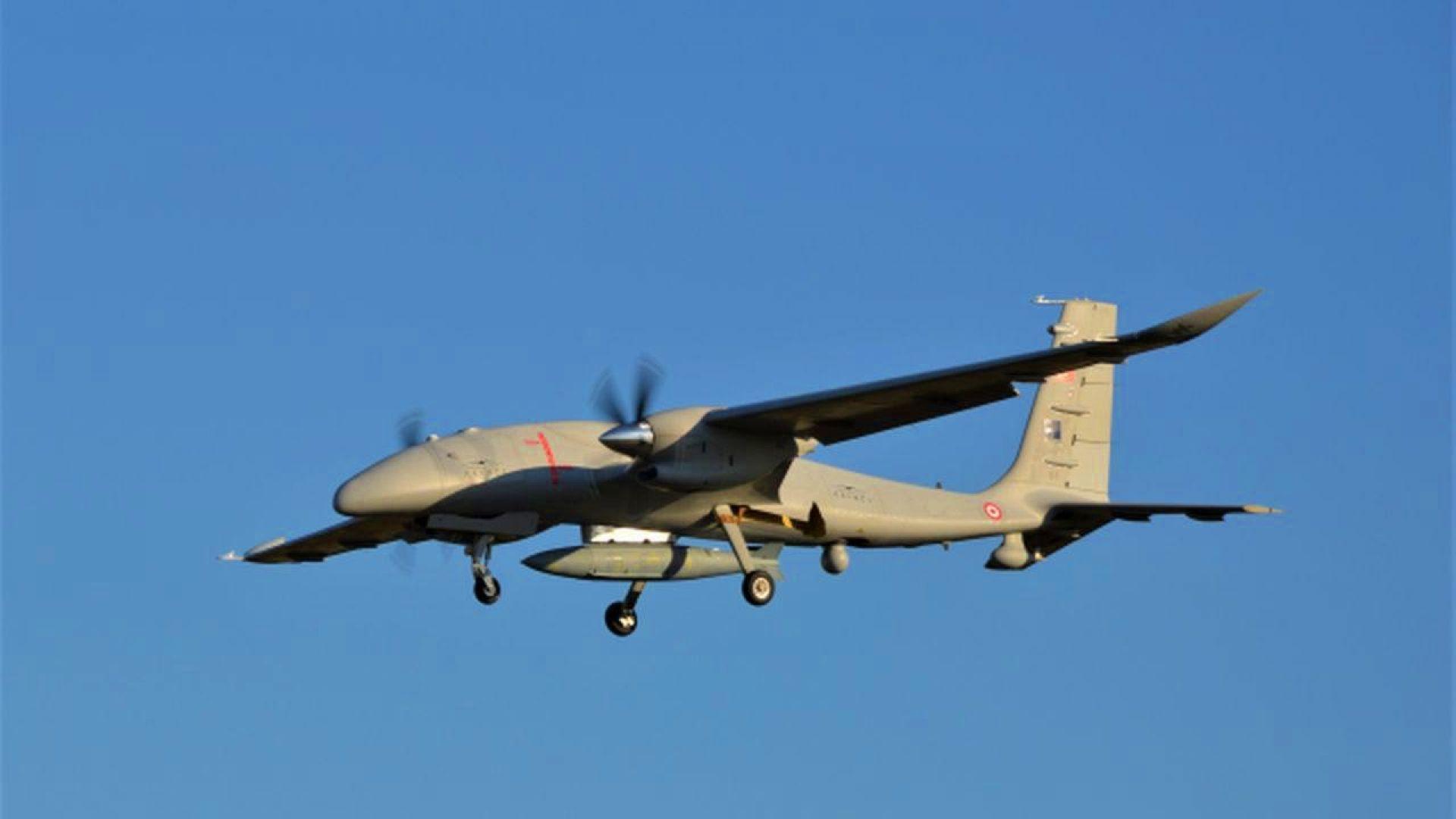 Турски боен дрон постави нов рекорд
