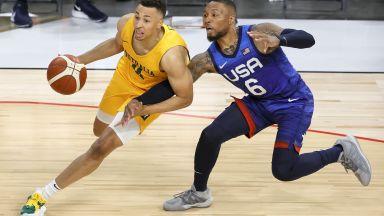 САЩ с нечуван провал по пътя към четвъртата поредна олимпийска титла