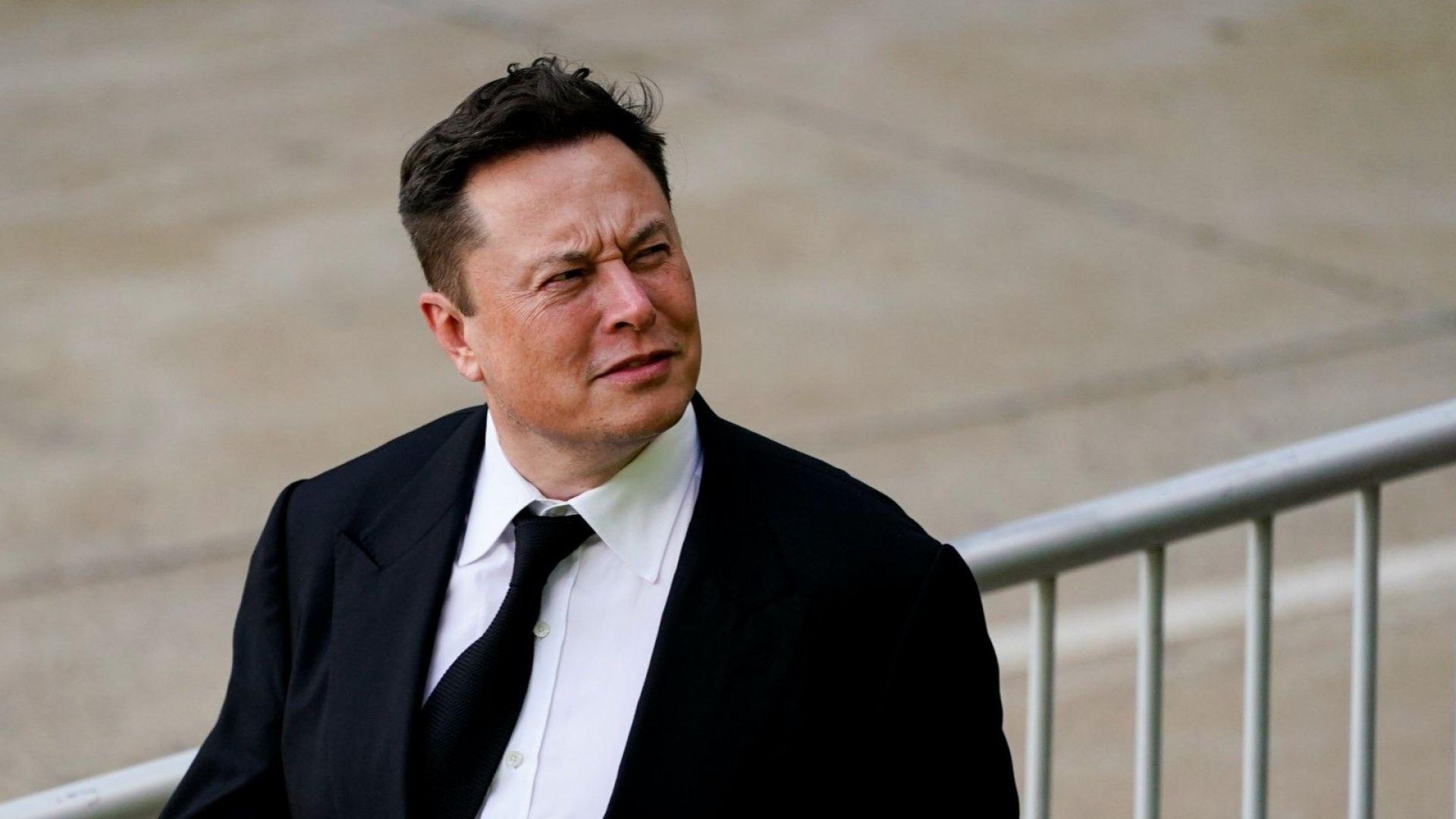Илон Мъск разкри, че повече не му харесва да е бос на Tesla