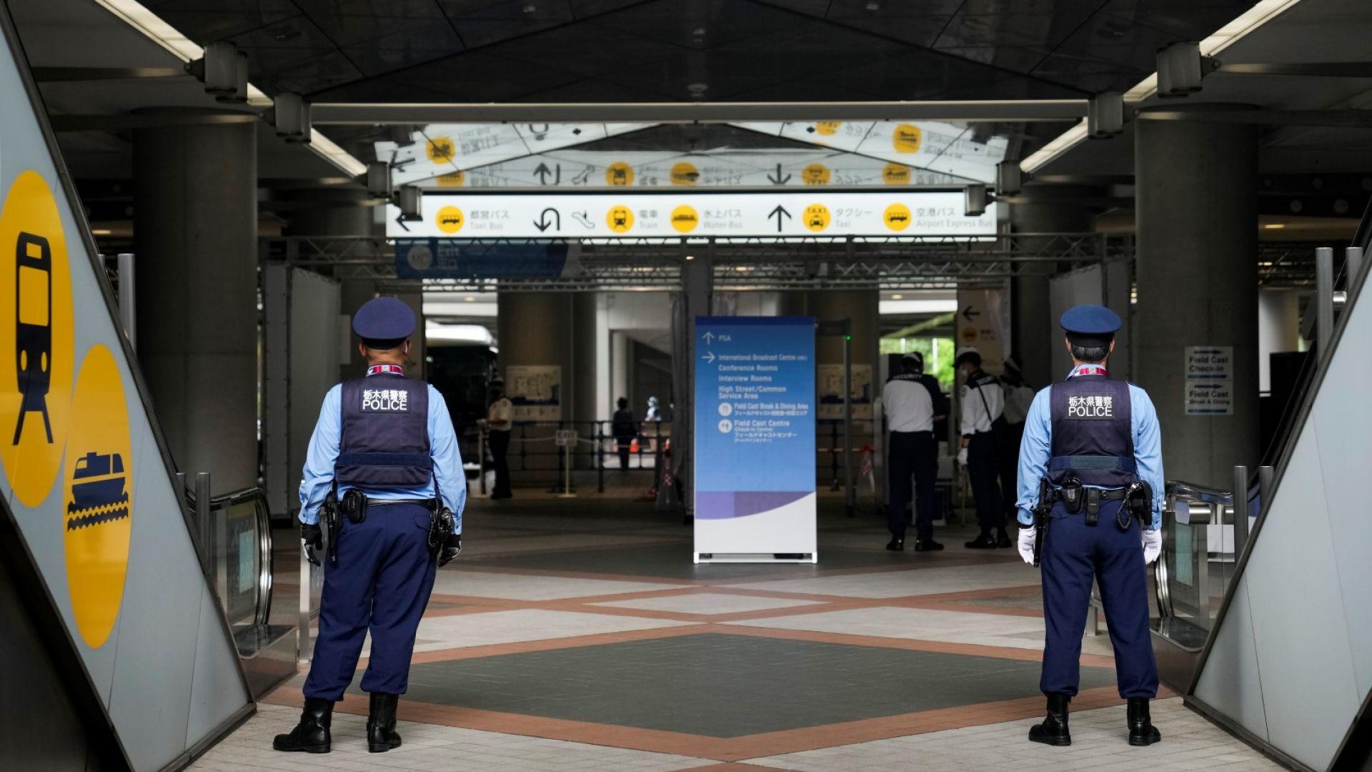Хванаха четирима чужди служители около Токио 2020 с кокаин