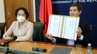 Китайският план за инвазия с ваксини през Сърбия вече е в ход