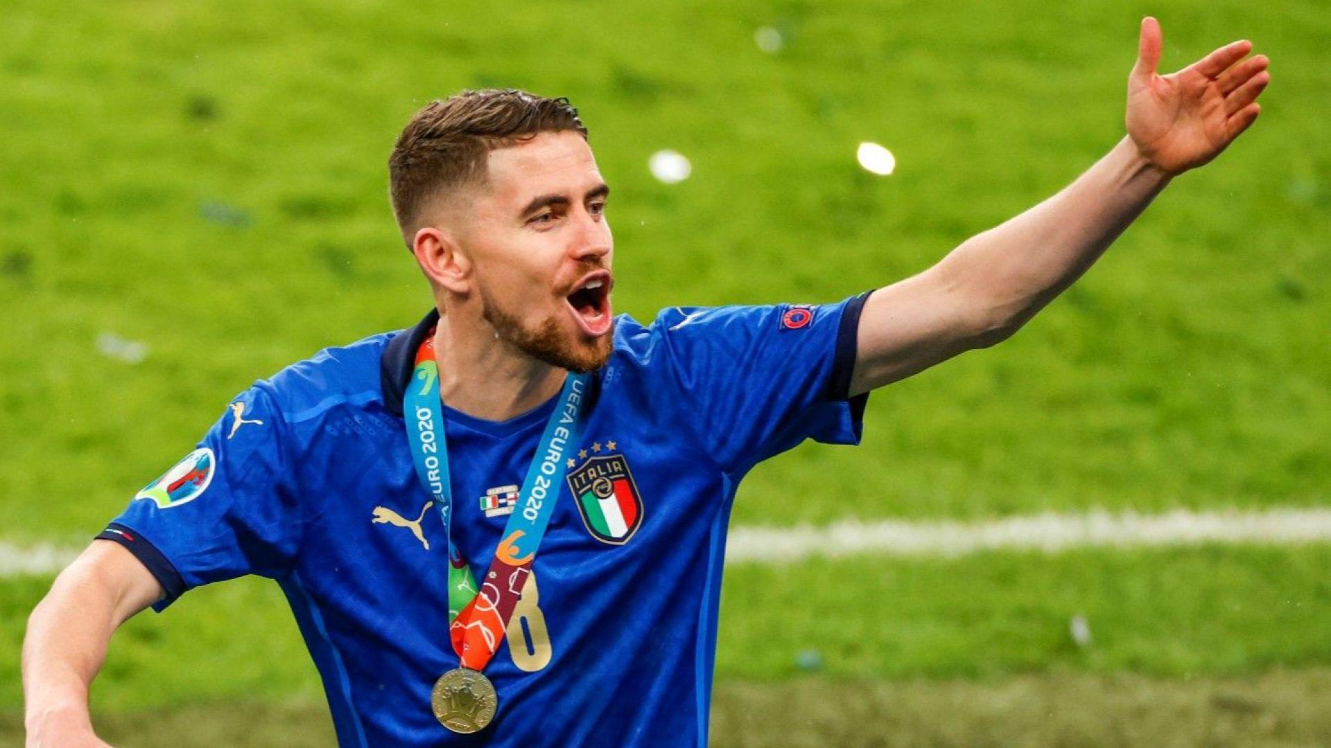 Играч на Челси и Италия бе избран за №1 през сезона