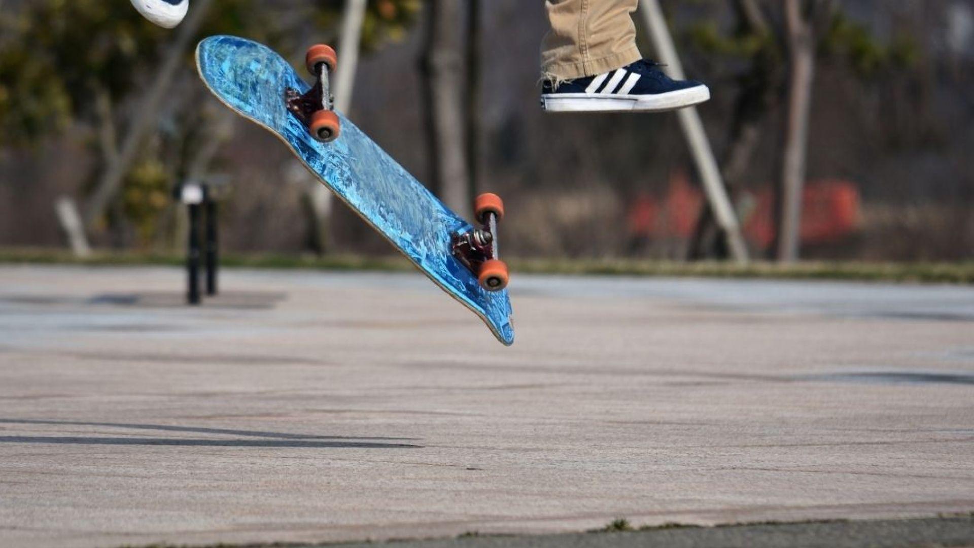 Избират изпълнителя на новата скейт площадка в Русе