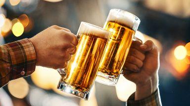 Умерената консумация на бира е полезна за здравето