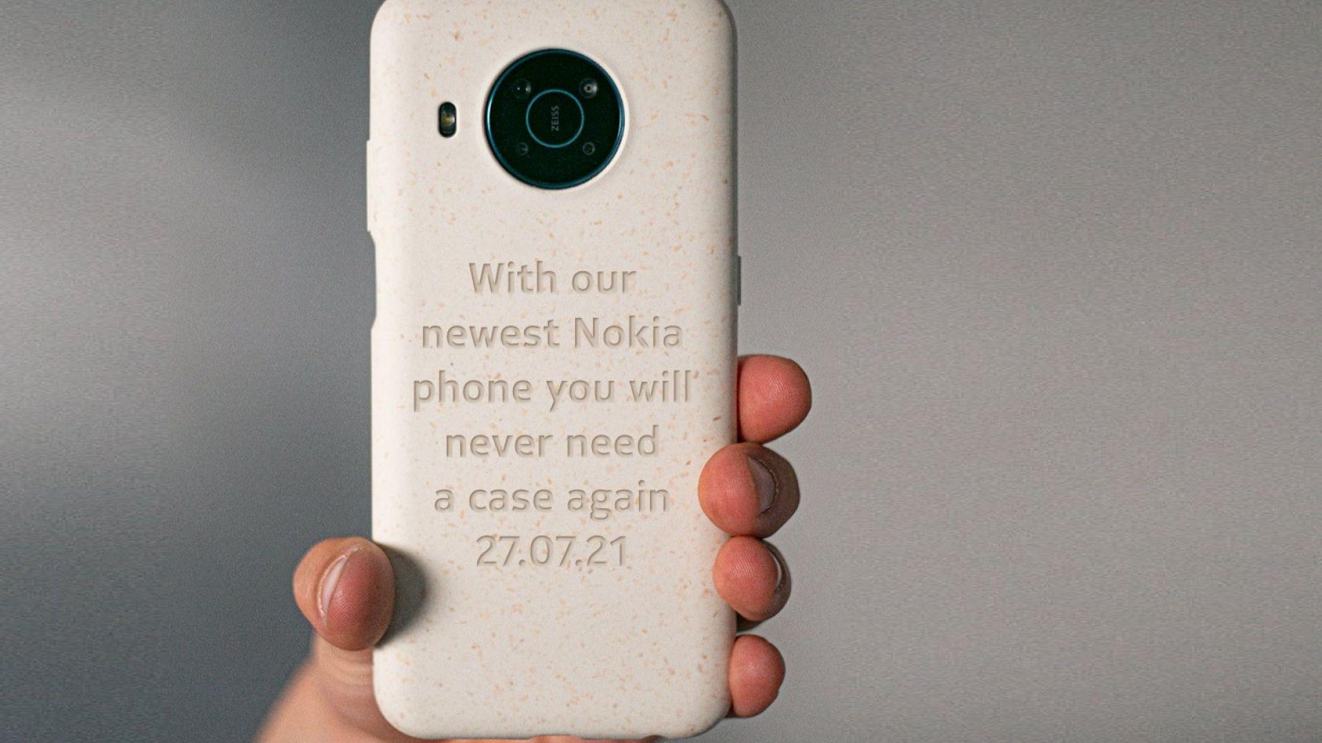 Задава се нов издръжлив смартфон Nokia