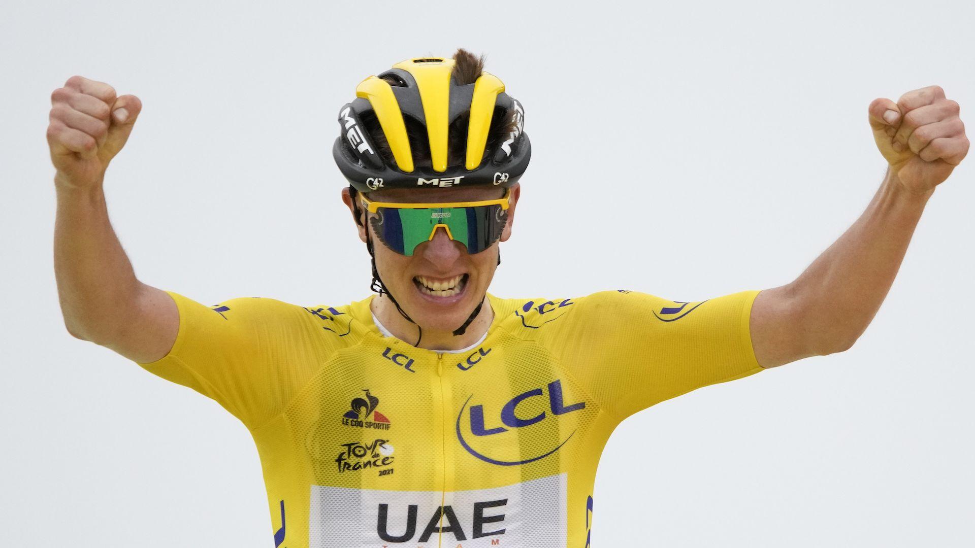 Характерът Погачар направи още една крачка към нов триумф в Тура