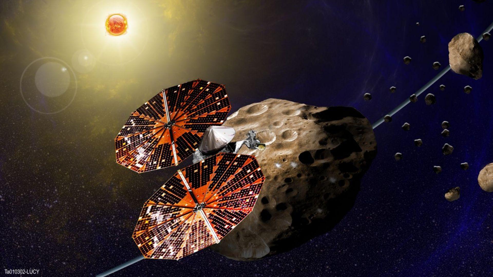 Сонда към Юпитер ще носи капсула на времето за нашите потомци