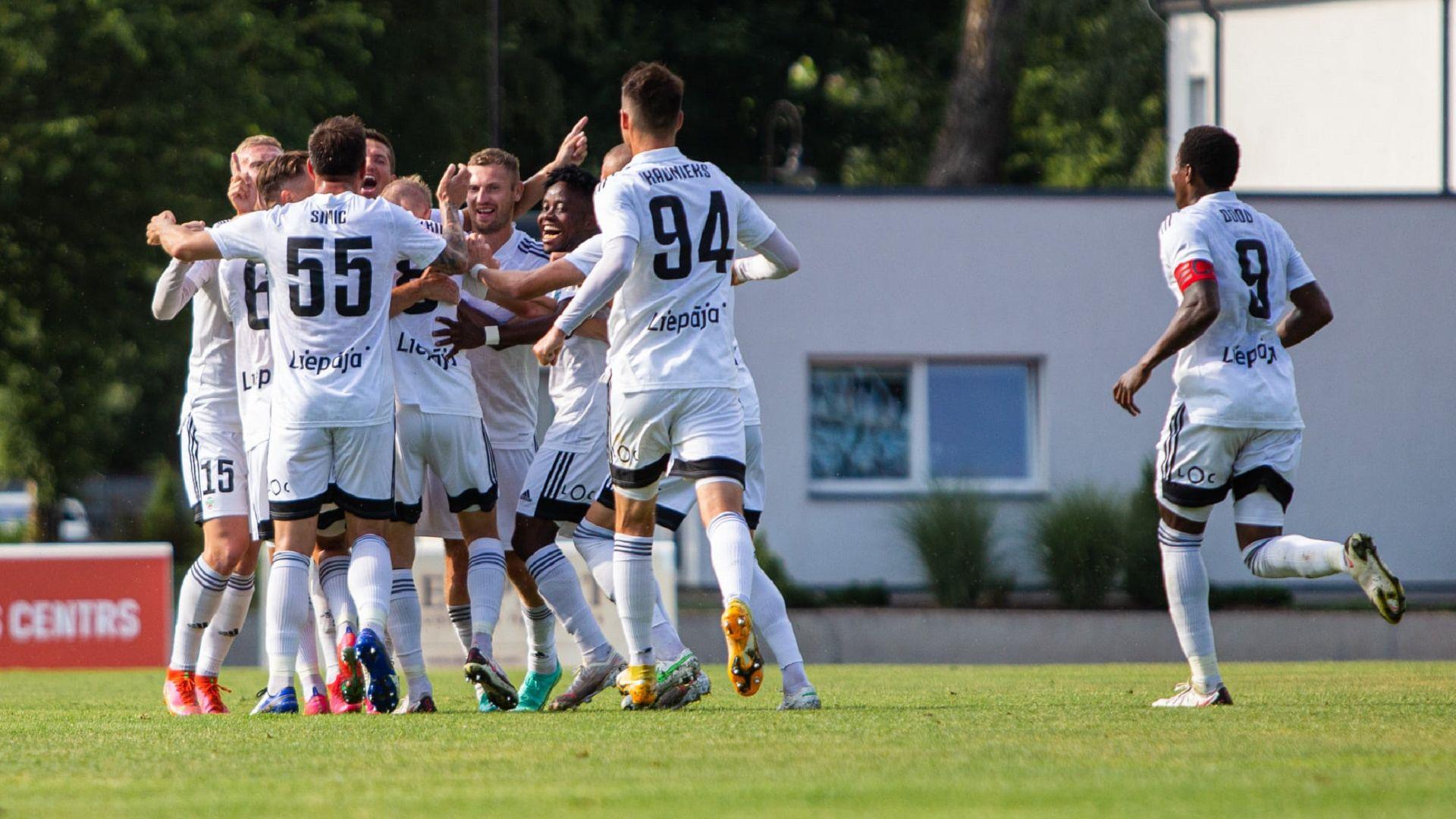 Разгромна победа прати латвийци срещу ЦСКА в Европа
