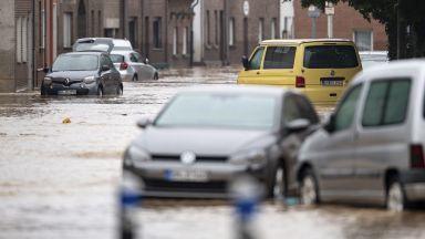 Наводненията в Германия и Турция вземат нови жертви
