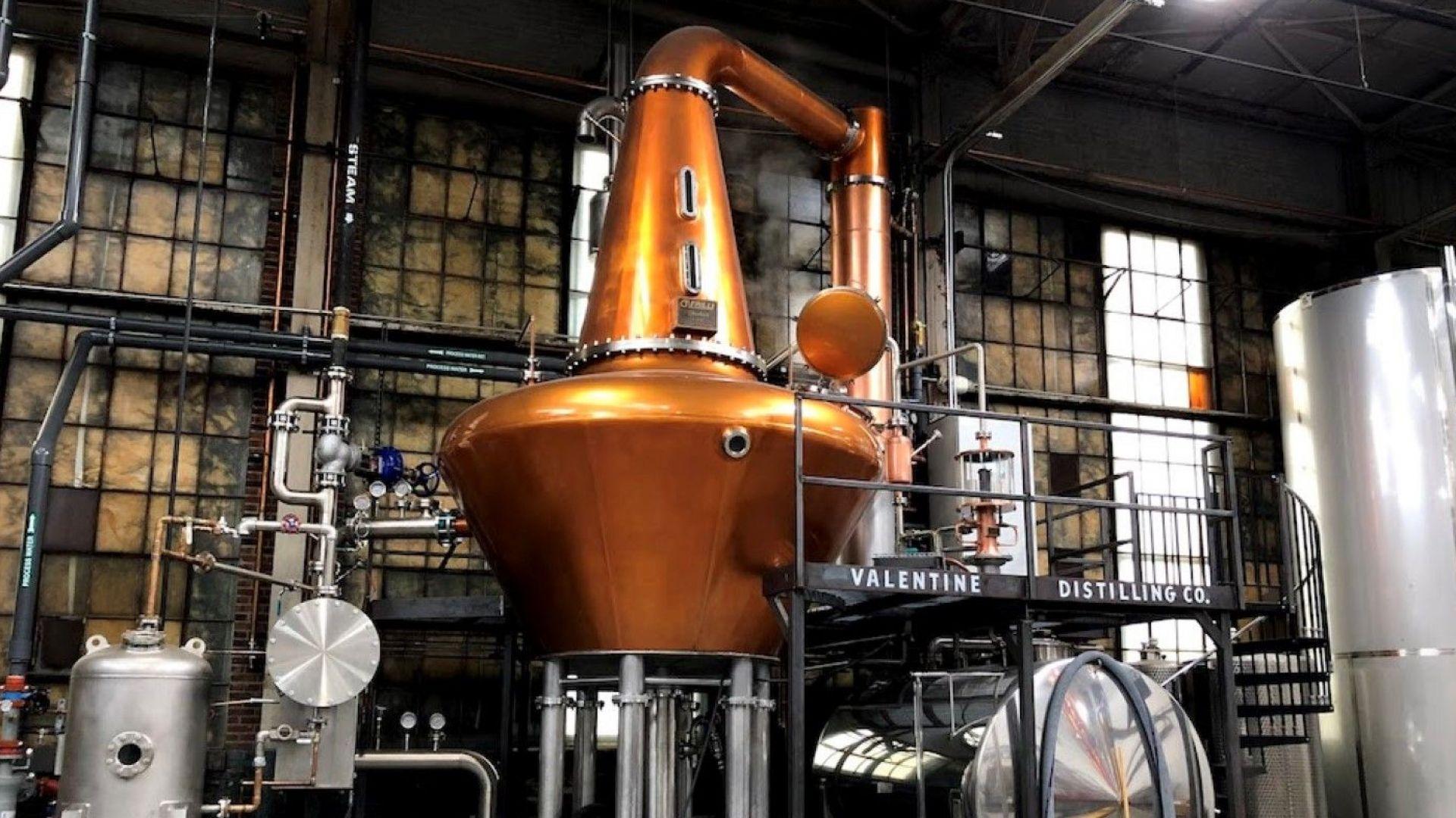 Цяла шотландска дестилерия за уиски се отправя към Китай